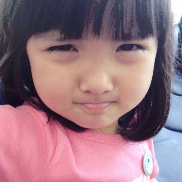 300x300的萌妹妹小可爱女孩子头像图片(1)