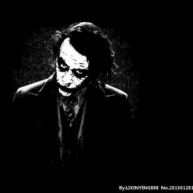 小丑面具的作品