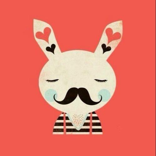 兔子先生手绘_兔子先生w