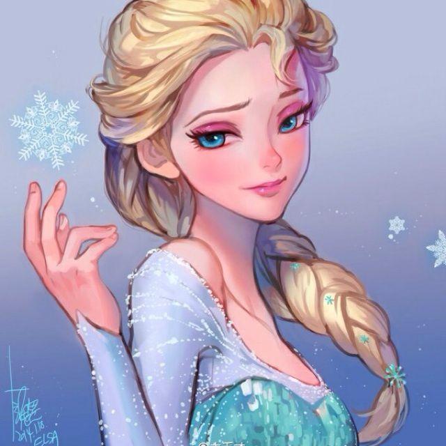你想不想堆个雪人?【冰雪奇缘】