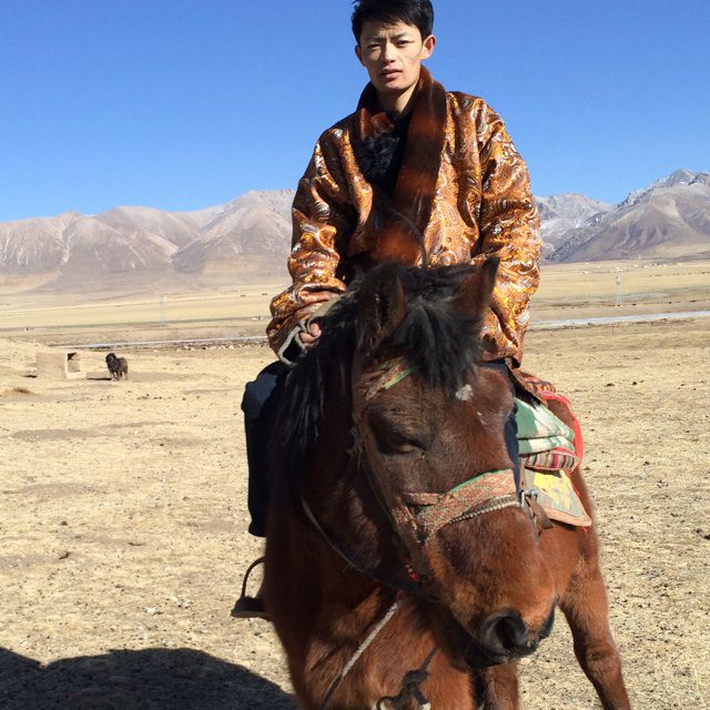 藏族男人qq头像