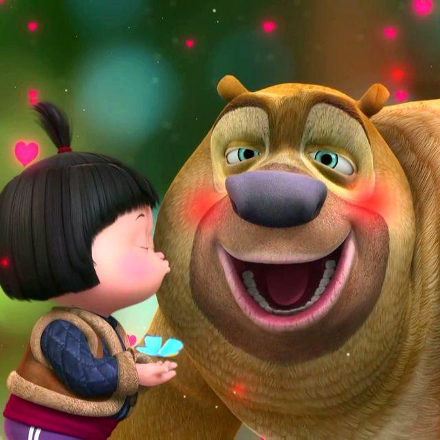 gif熊二可爱