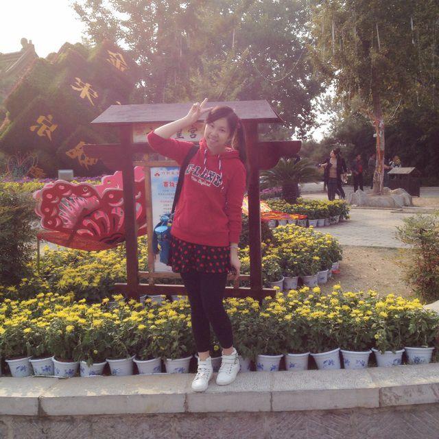 北京野生动物园赵婷
