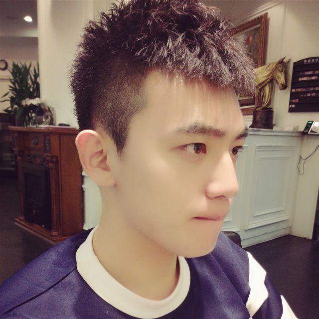 最帅的发型_什么发型最帅男生最帅发型 美发街