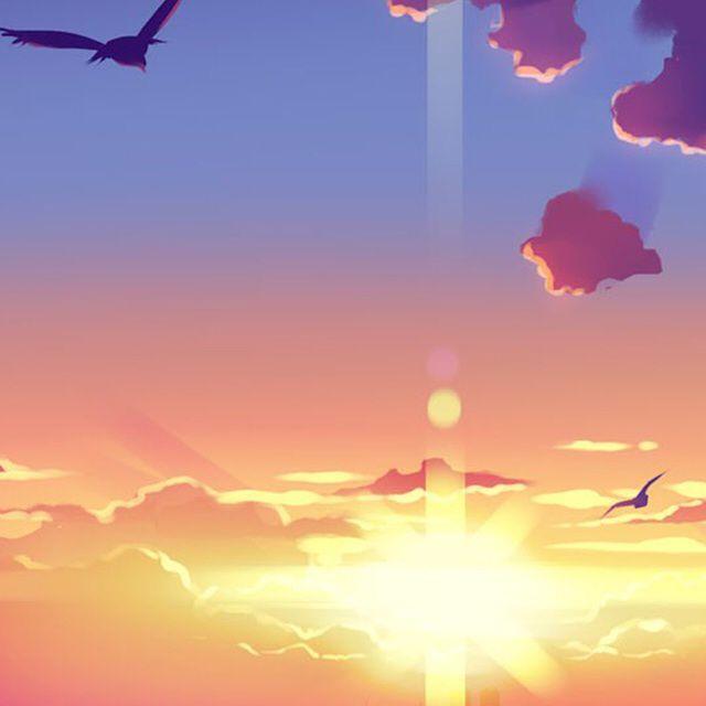 关于天空的头像