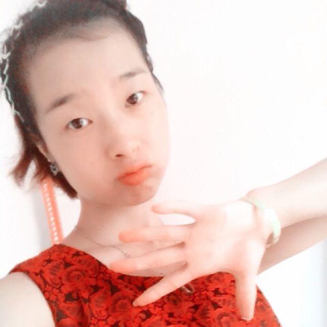 手绘少女安诺小娜