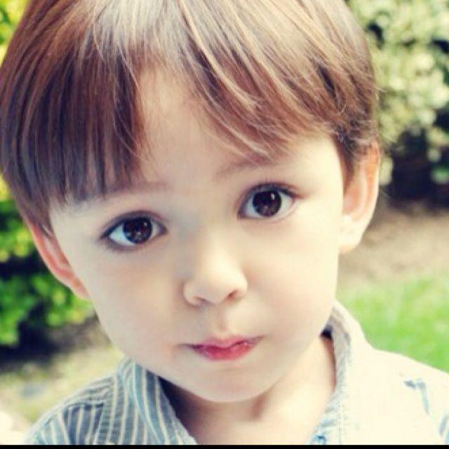 萌系可爱小男孩头像_可爱小男孩qq头像;