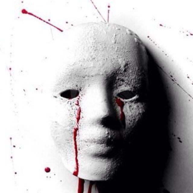 个性网-美图-哭泣小丑   哭泣的小丑面具头像 哭泣的小丑