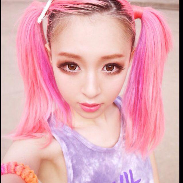非主流个性粉色系女生头像